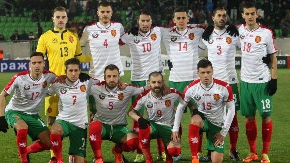 България срещу Словения