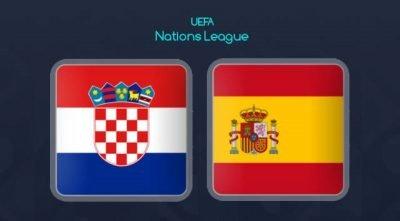 Хърватия срещу Испания