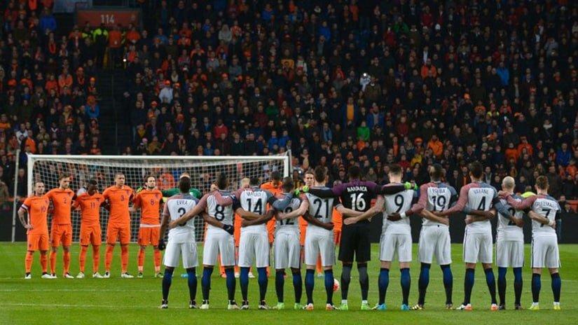 Холандия срещу Франция