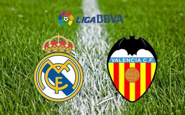Реал Мадрид срещу Валенсия