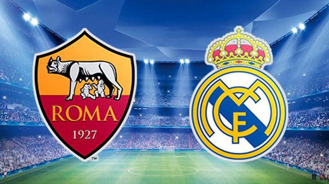 Рома срещу Реал Мадрид