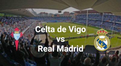 Селта срещу Реал Мадрид