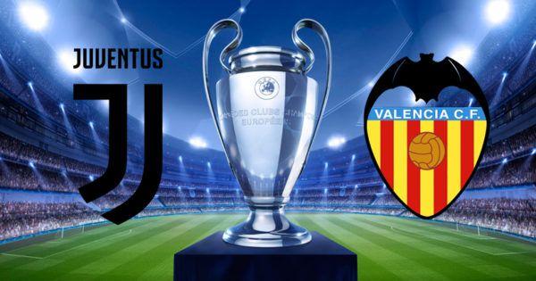Ювентус срещу Валенсия