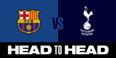 Барселона срещу Тотнъм