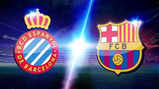 Еспаньол срещу Барселона