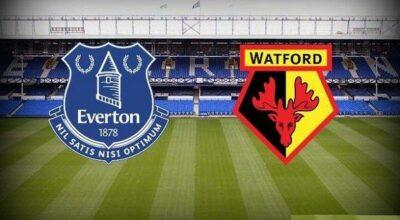 Евертън срещу Уотфорд