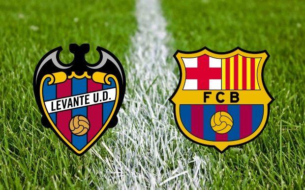 Леванте срещу Барселона