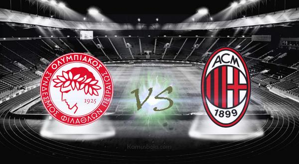 Олимпиакос срещу Милан
