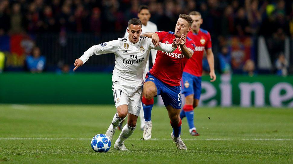 Реал Мадрид срещу ЦСКА