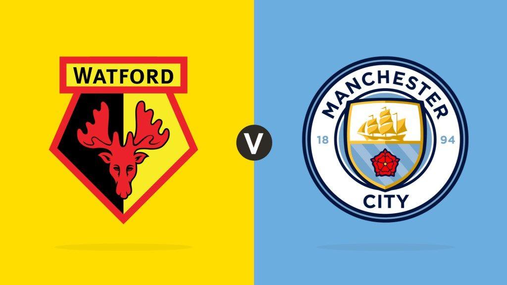 Уотфорд срещу Манчестър Сити