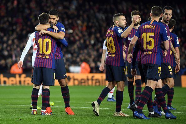 Барселона срещу Леганес | 20.01.2019