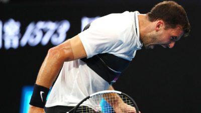 Григор Димитров срещу Франсес Тиафое в битка за място на 1/4-финалите на Australian Open