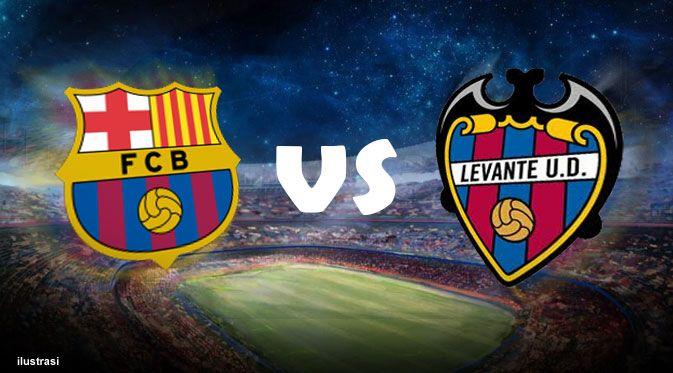 Леванте срещу Барселона   10.01.2019