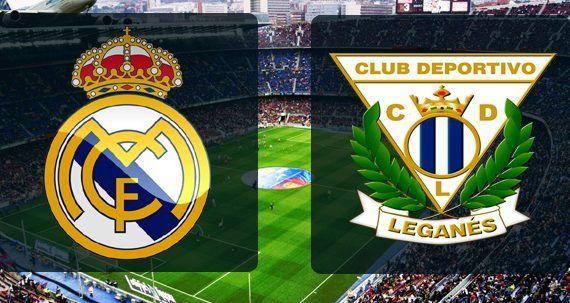 Реал Мадрид срещу Леганес