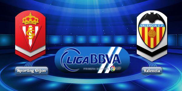 Спортинг Хихон срещу Валенсия