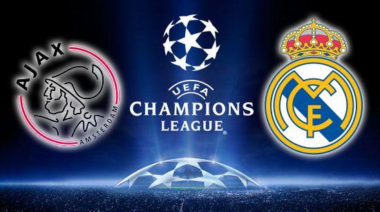 Аякс срещу Реал Мадрид | 13.02.2019