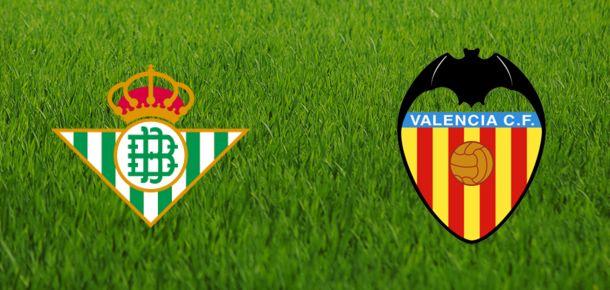 Бетис срещу Валенсия | 07.02.2019