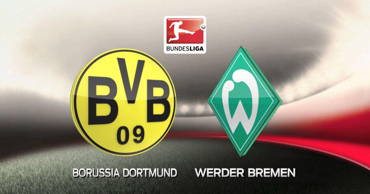 Борусия Дортмунд срещу Вердер | 05.02.2019