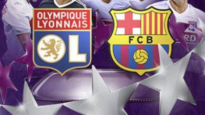 Лион срещу Барселона | 19.02.2019