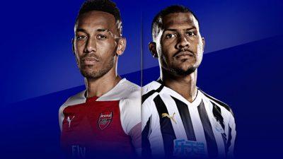 Арсенал срещу Нюкасъл   01.04.2019
