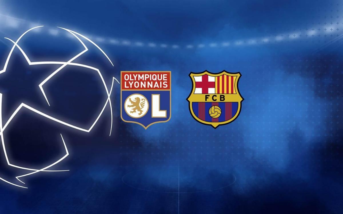Барселона срещу Лион | 13.03.2019
