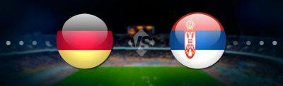 Германия срещу Сърбия | 20.03.2019