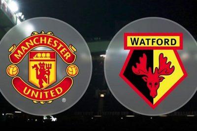 Манчестър Юнайтед срещу Уотфорд   30.03.2019