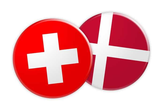 Швейцария срещу Дания | 26.03.2019