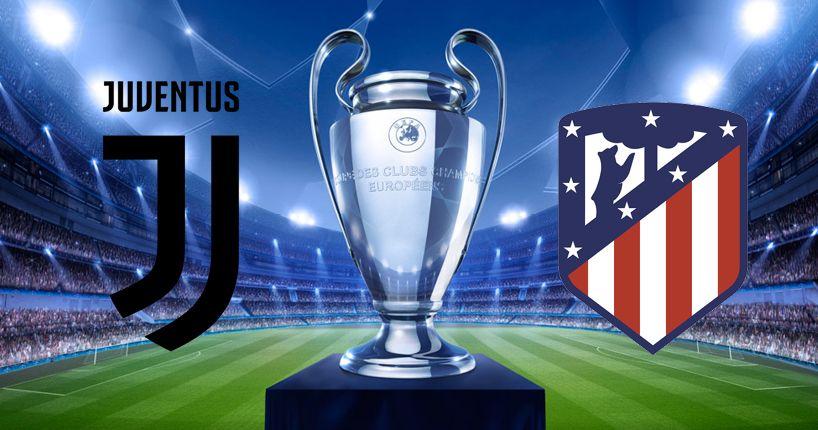 Ювентус срещу Атлетико Мадрид | 12.03.2019