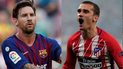 Барселона срещу Атлетико Мадрид   06.04.2019