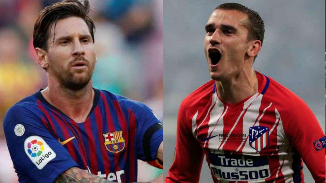 Барселона срещу Атлетико Мадрид | 06.04.2019