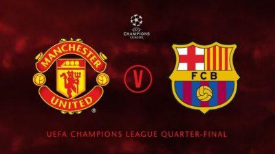 Барселона срещу Манчестър Юнайтед | 16.04.2019