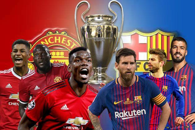 Манчестър Юнайтед срещу Барселона | 10.04.2019