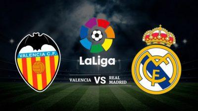Валенсия срещу Реал Мадрид   03.04.2019