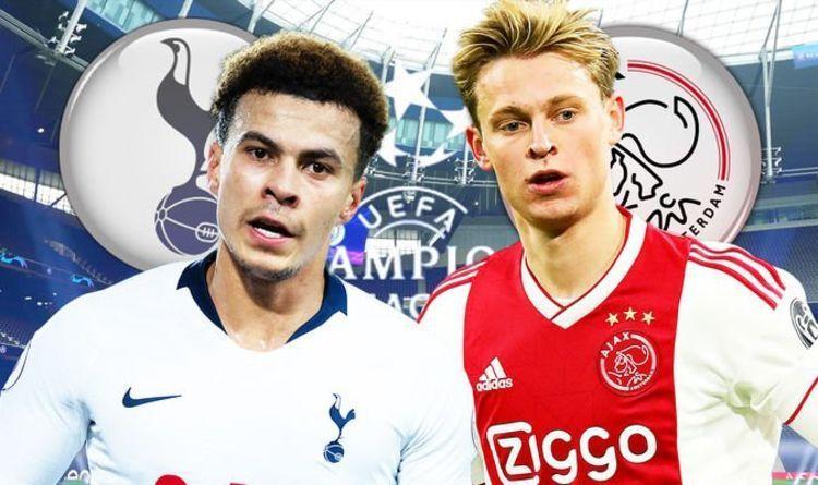 Аякс срещу Тотнъм | 08.05.2019
