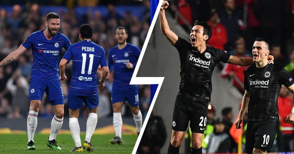 Челси срещу Айнтрахт Франкфурт | 09.05.2019