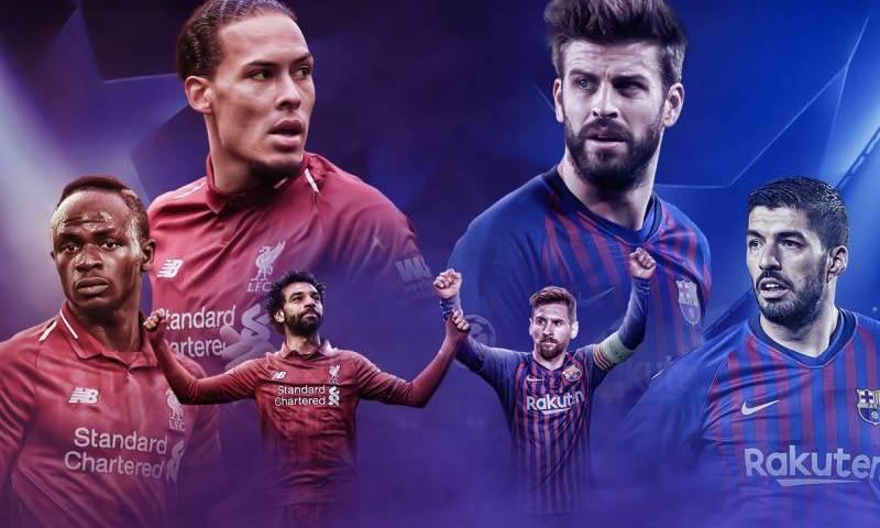 Ливърпул срещу Барселона | 07.05.2019