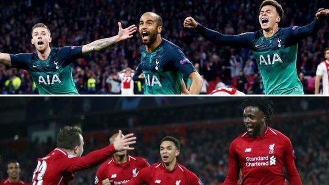 Тотнъм срещу Ливърпул | 01.06.2019