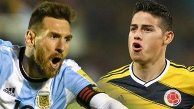 Аржентина срещу Колумбия | 16.06.2019