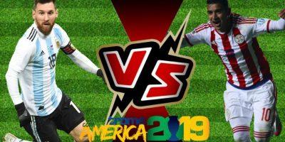 Аржентина срещу Парагвай | 20.06.2019