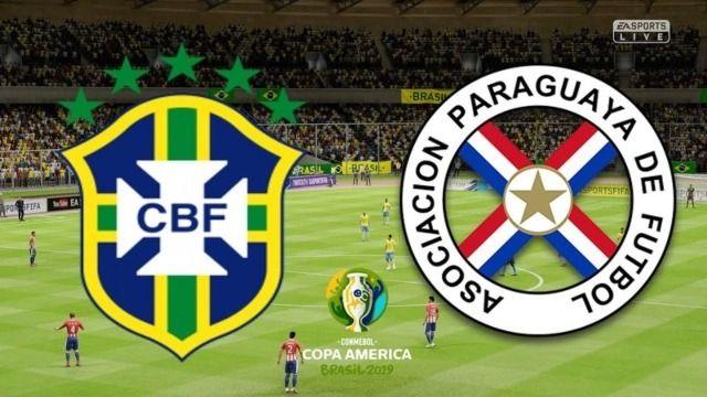 Бразилия срещу Парагвай | 28.06.2019