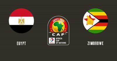 Египет срещу Зимбабве | 21.06.2019