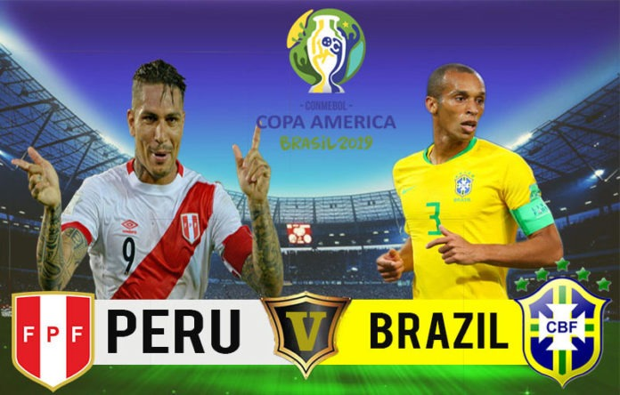 Перу срещу Бразилия   22.06.2019