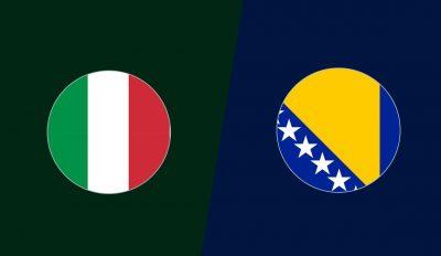 Италия срещу Босна | 11.06.2019