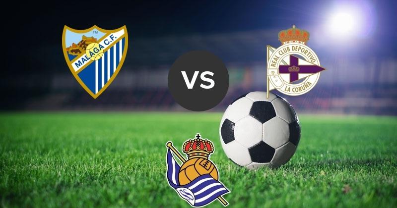 Депортиво срещу Малага | 12.06.2019