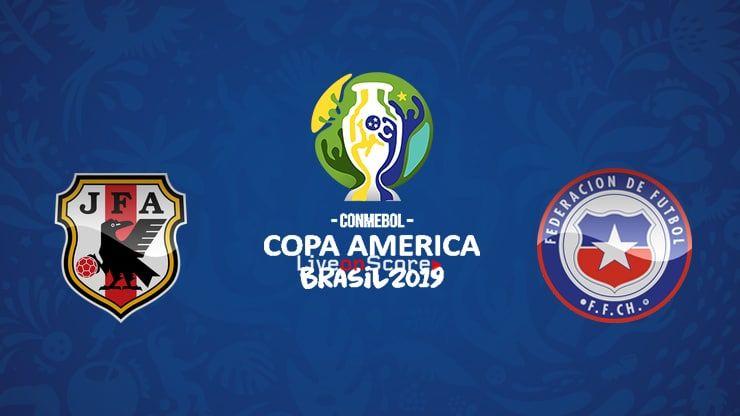 Япония срещу Чили   18.06.2019