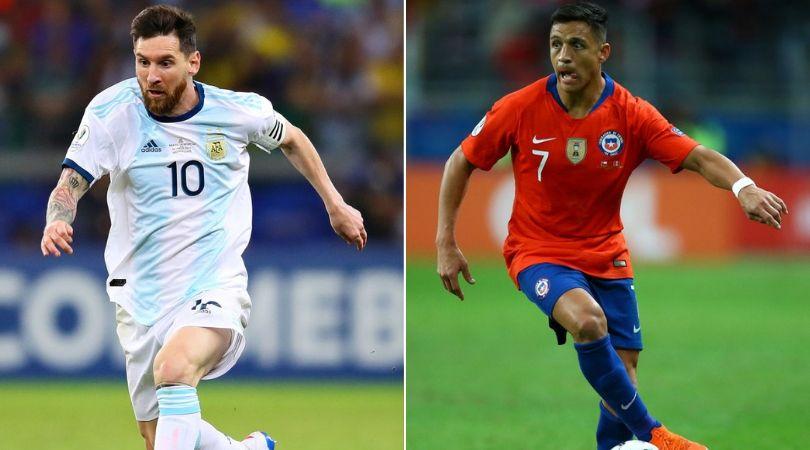 Аржентина срещу Чили | 06.07.2019