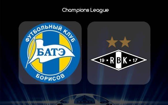 БАТЕ Борисов срещу Розенборг | 24.07.2019