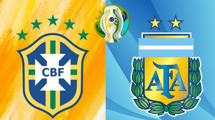 Бразилия срещу Аржентина | 03.07.2019