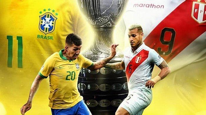 Бразилия срещу Перу | 07.07.2019